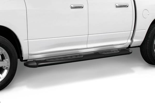 "Nerf Bars - Iron Cross Endeavour Running Boards | 5"" Wide Step Bars"