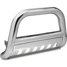 4-Inch Stainless Steel Bull Bar - Ford