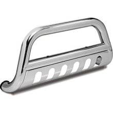 3-Inch Stainless Steel Bull Bar - Nissan
