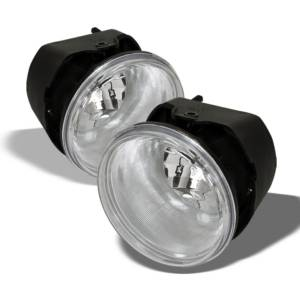 Fog Lights - Chrysler