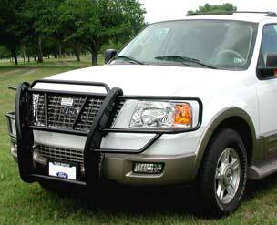 Sport Series Grille Guard - Ford