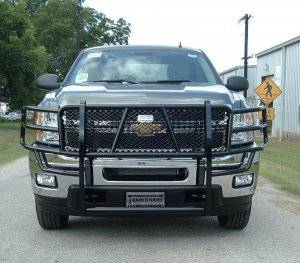 Legend Series Grille Guard - Chevy
