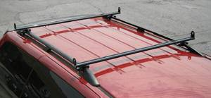 Vantech Racks - Midsize Van Racks