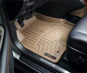 B Interior Accessories - Floor Mats & Cargo Liners