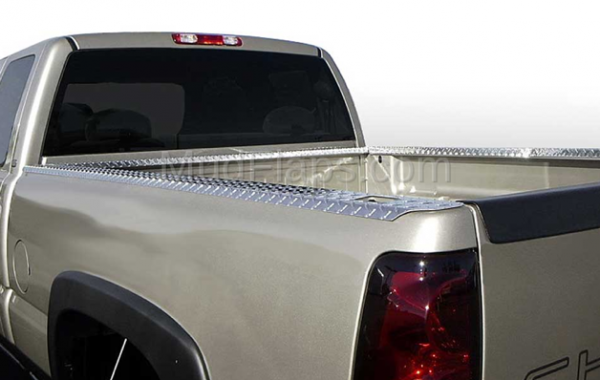 BR-Series Bed Caps | Treadbright - Chevy/GMC