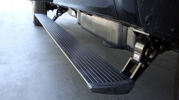 AMP Research PowerStep Running Boards - Hummer PowerStep Running Boards