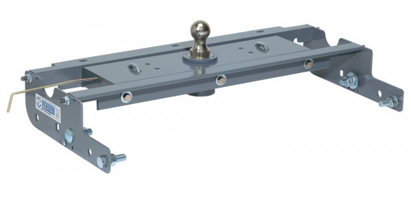 Turnover Ball Gooseneck Hitch - Chevy and GMC Trucks