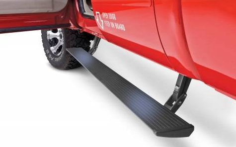Running Boards and Nerf Bars - AMP Research PowerStep Running Boards