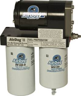 PureFlow Air Dog Fuel Systems - AirDog II