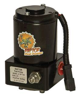PureFlow Air Dog Fuel Systems - Raptor Fuel Pump