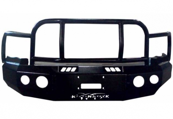 Boondock Bumpers - Boondock 95 Series Full Grille Guard Bumpers
