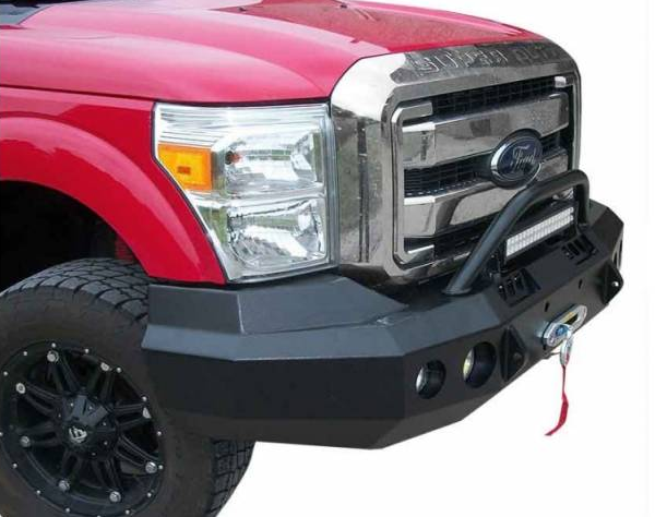 Boondock 95 Series Base Bumpers - Dodge