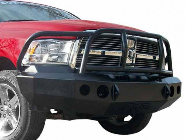 Boondock 95 Series Full Grille Guard Bumpers - Dodge