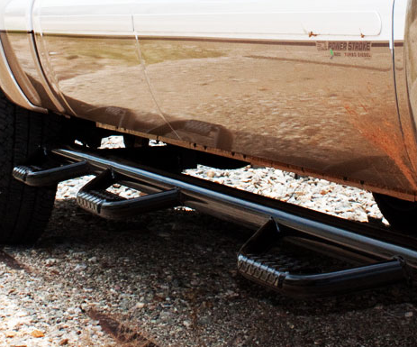 Iron Cross Running Boards >> B Exterior Accessories - Running Boards and Nerf Bars - Tough Country Dually Running Boards