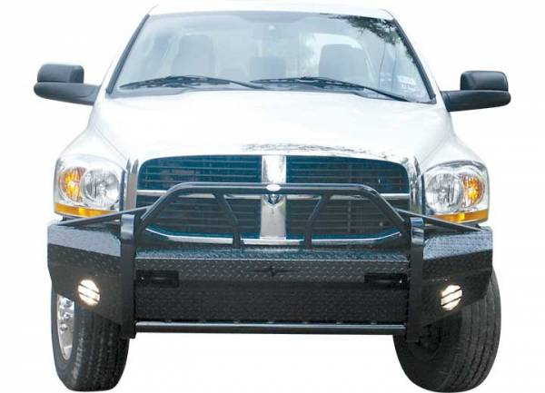 Frontier Truck Gear - Xtreme Front Bumper Replacement