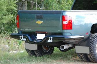 Tough Country - Deluxe Rear Dually Bumper
