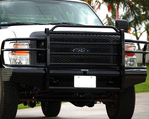 Tough Country - Traditional Front Bumper
