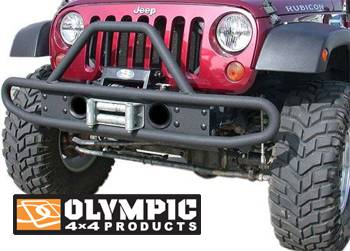 Jeep Bumpers - Olympic 4x4