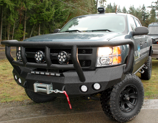 Road Armor Stealth - Chevy Silverado 1500 2007-2013