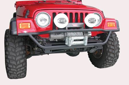 Olympic 4x4 - A/T Slider Front and Rear Bumpers