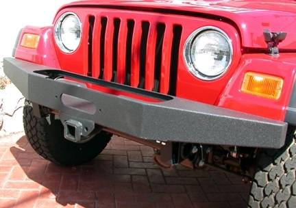 Olympic 4x4 - Rock Winch Bumper
