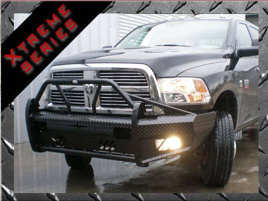 Xtreme Front Bumper Replacement - Dodge