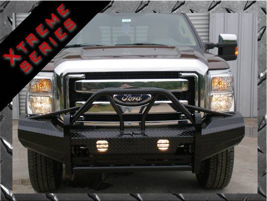 Xtreme Front Bumper Replacement - Ford