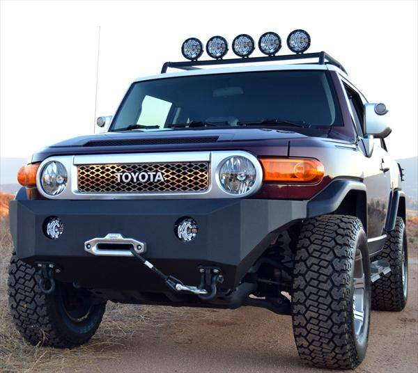 Body Armor - Body Armor Bumpers for Toyota FJ Cruiser
