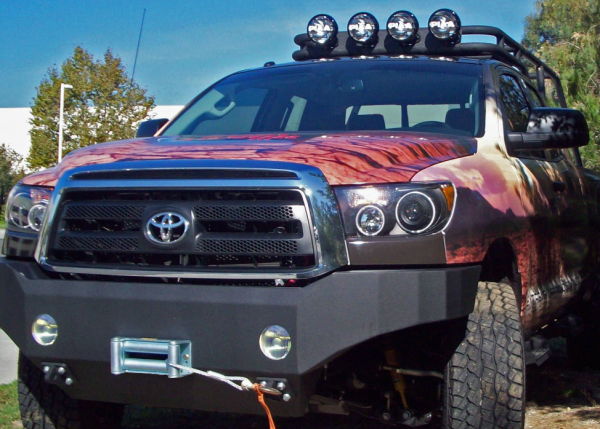 Body Armor - Body Armor Bumpers for Toyota Tundra