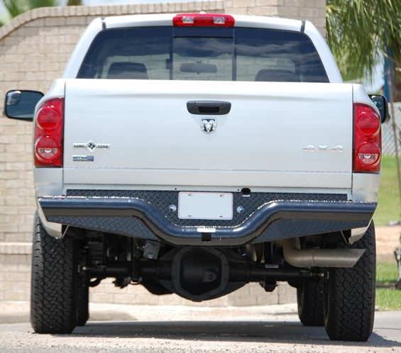 Tough Country - Deluxe Rear Bumper