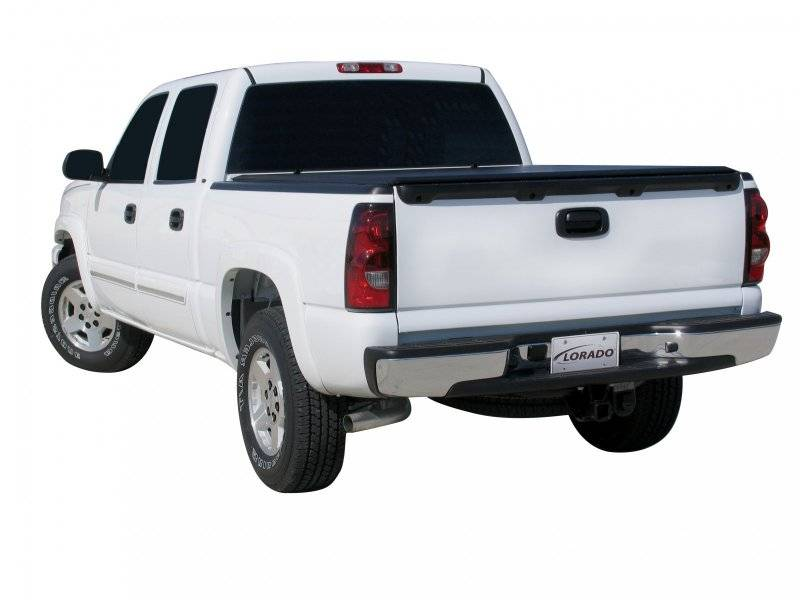 Access 42219 Lorado Roll Up Tonneau Cover Chevy Gmc Composite Short Bed Bolt On 2001 2005