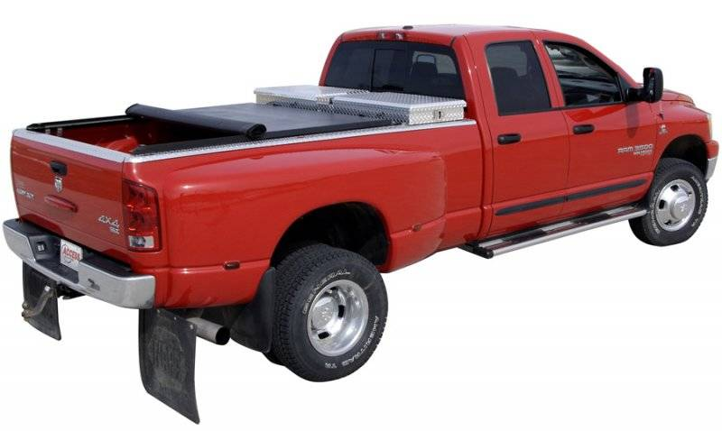 Access 64189 Access Toolbox Tonneau Cover Dodge Ram 1500 Quad Cab Reg Cab 8 Bed Without Rambox 2009 2010