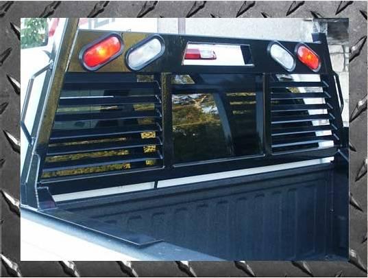 Frontier Gear 110 19 9008 2hr Headache Rack Ford F250 F350