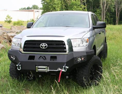 Front Winch Bumper - Toyota