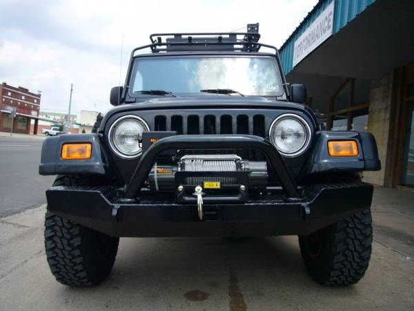 Jeep Bumpers - Jeep