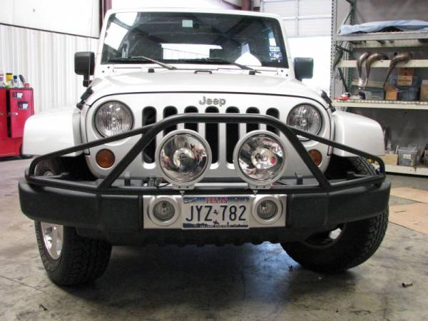 Pre-Runner Grille Guard - Jeep