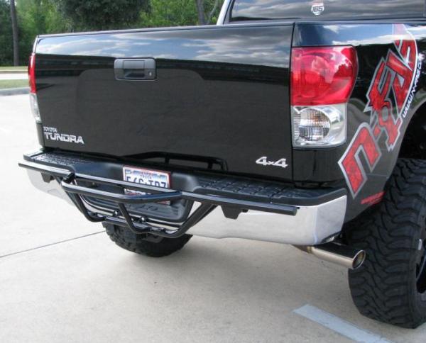 Truck Bumpers N Fab Rsp Bumper Rear Runner Bumper