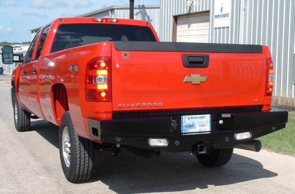 Sport Rear Bumpers - GMC