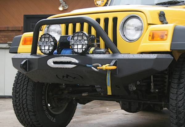 Expedition One Bumpers - Jeep Wrangler TJ Products
