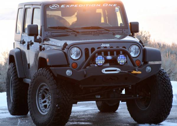 Expedition One Bumpers - Jeep Wrangler JK Products