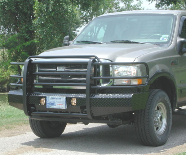 Superduty Bumpers - Ford Superduty 1999-2004