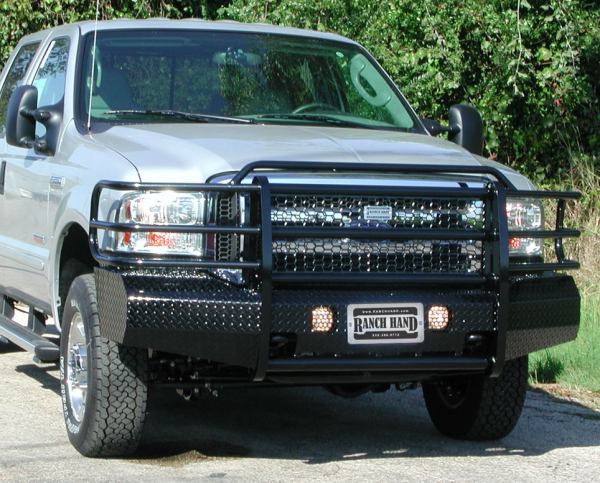 Superduty Bumpers - Ford Superduty 2005-2007