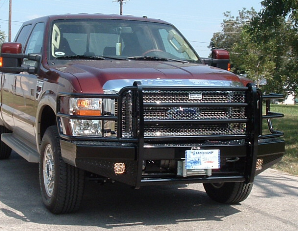 Superduty Bumpers - Ford Superduty 2008-2010