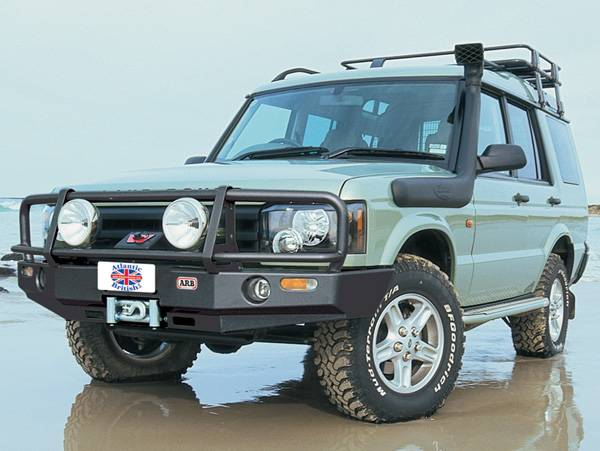 ARB Bumpers - Land Rover