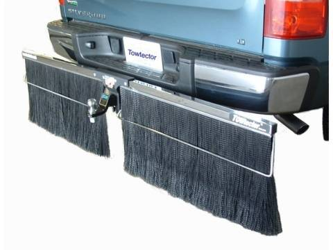 Mud Flaps for Trucks - Towtector Brush System