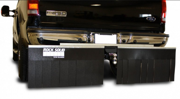 Mud Flaps for RVs - Rock Solid Mud Flap System
