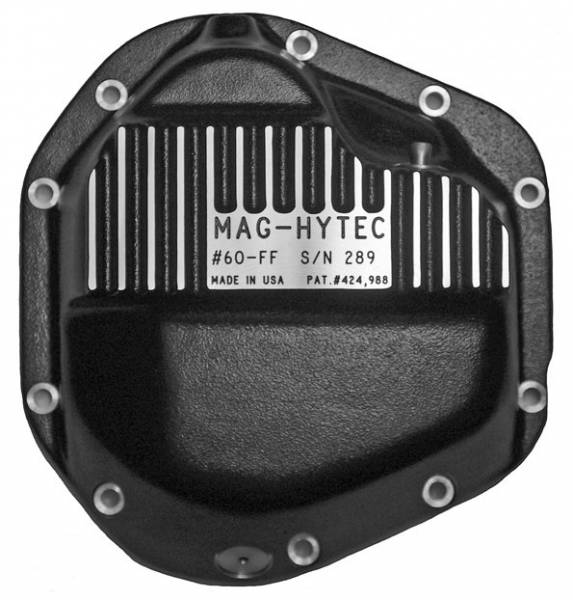 Differential Covers - Mag Hytec Differential Covers
