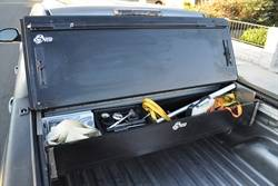 Tonneau Cover Accessories - Tonneau Cover Tool Box