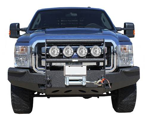 GO Industries Ultimate Armor Bumpers - Ford F250/F350/F450/F550 Super Duty