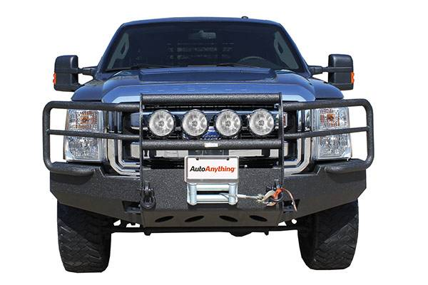 GO Industries Ultimate Armor Bumpers - Dodge Ram
